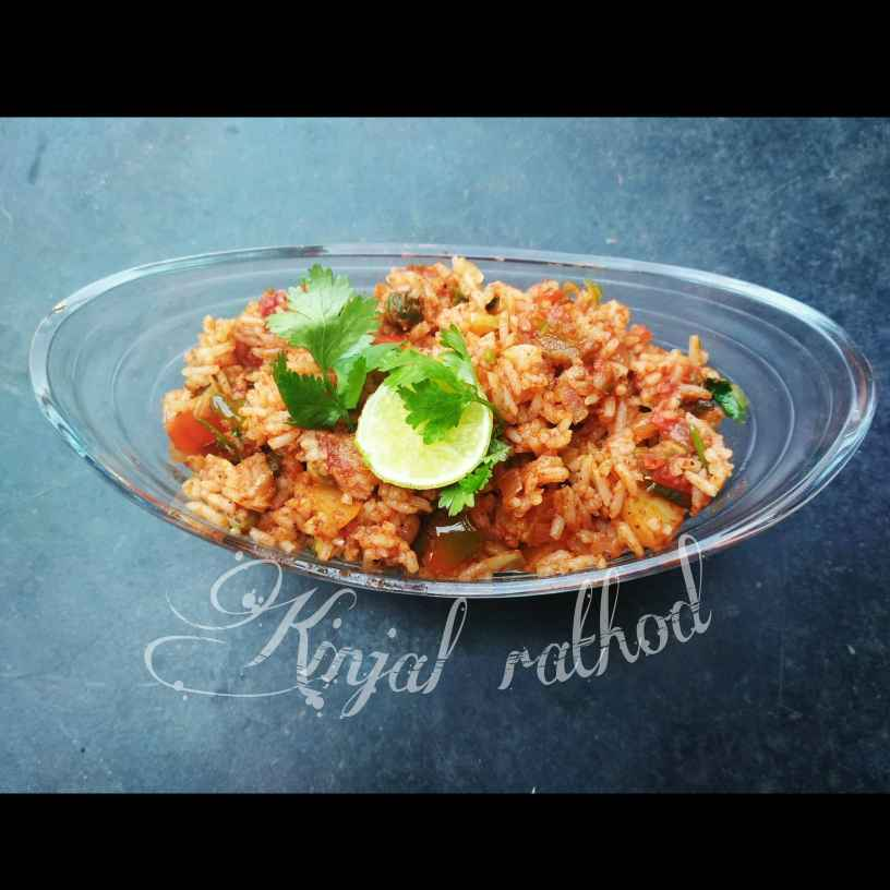 How to make Pavbhaji pulav