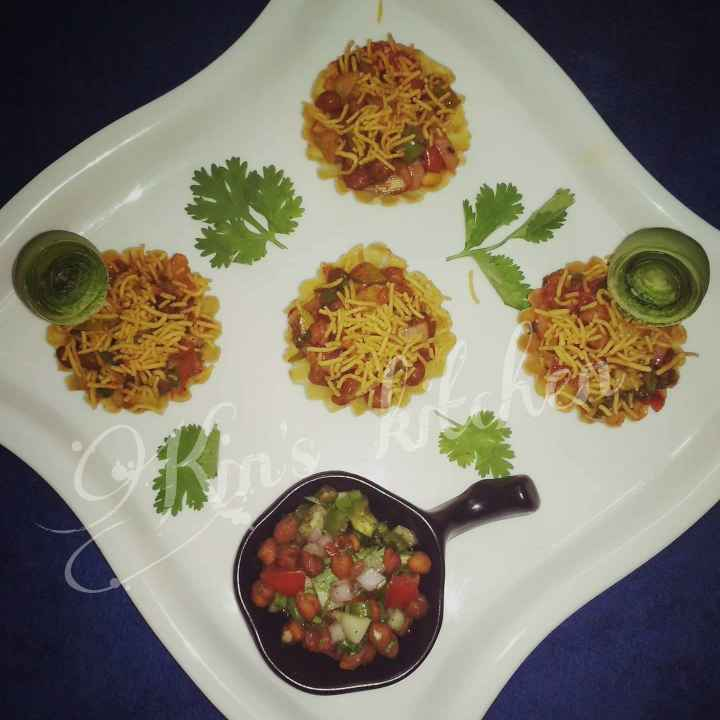 Photo of Chatpati tart by kinjal Rathod at BetterButter