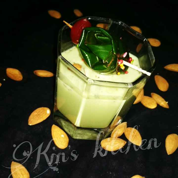 Photo of Pan lassi by kinjal Rathod at BetterButter
