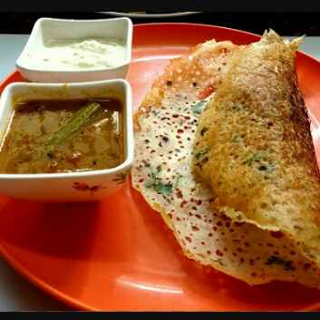 How to make Rawa dosa
