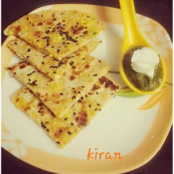 How to make Panir kulcha
