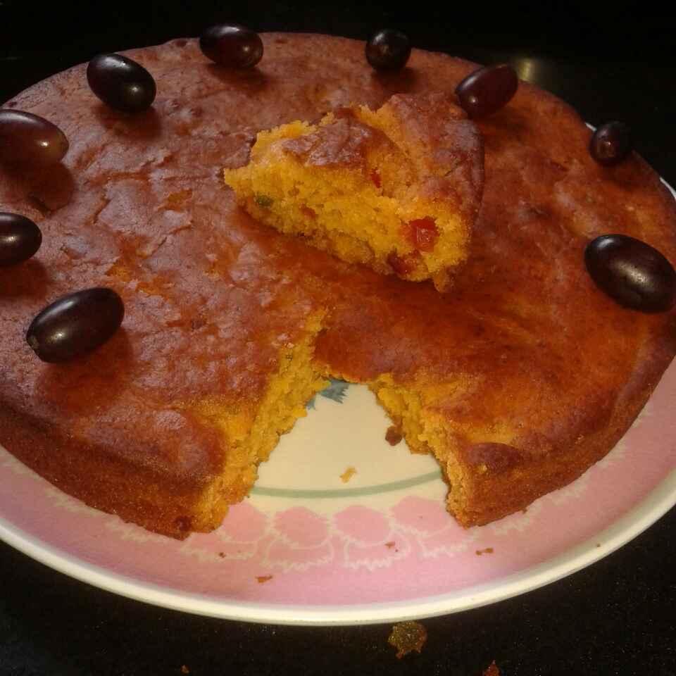 How to make Orange cake