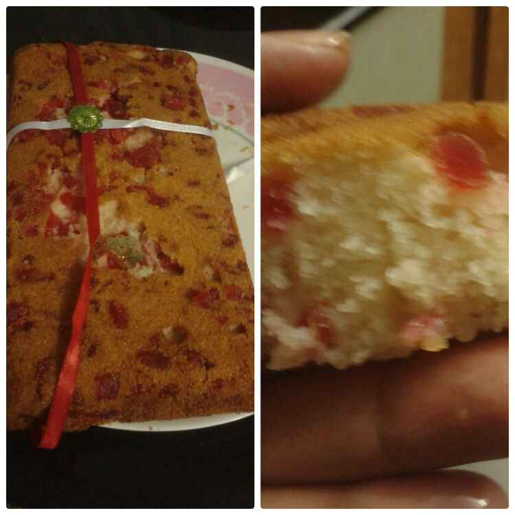 How to make Rawa cake