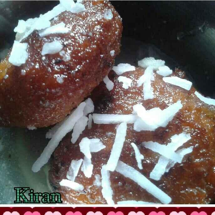 How to make ब्रेड मावा बाटी