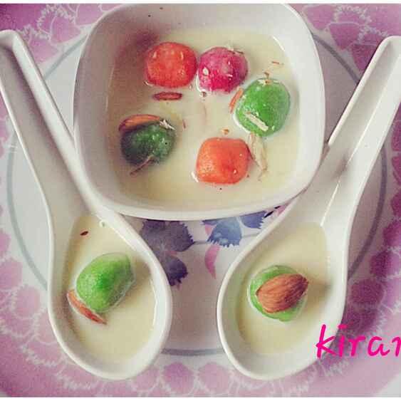 How to make Rambo balls ( thai dessert)