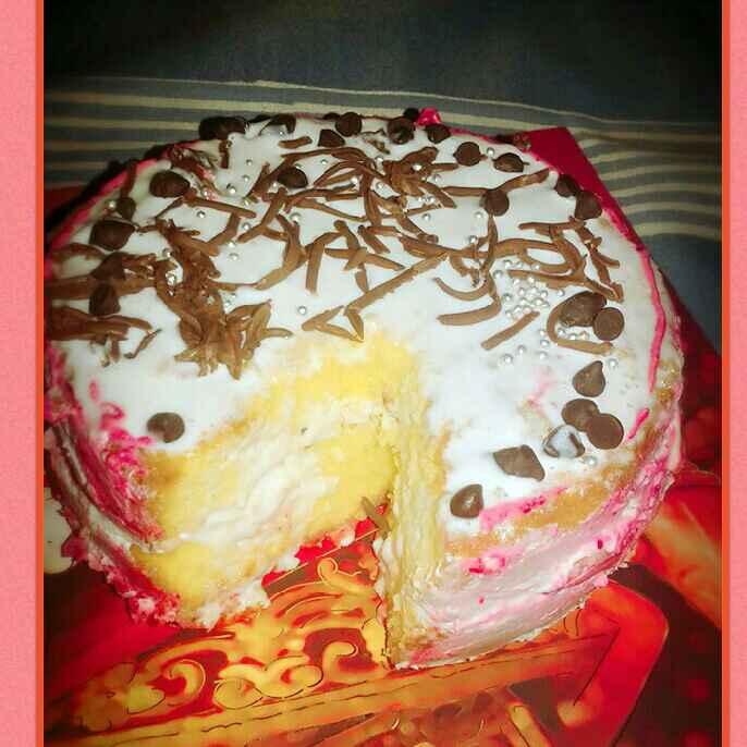 How to make Cold icecream cake
