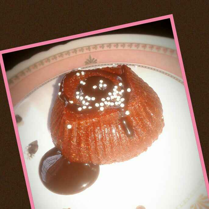 Photo of Choko lava cake by Kiran Kherajani at BetterButter