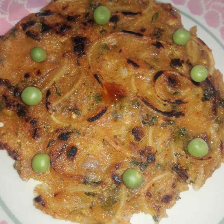 Photo of Noodles thalipeeth by Kiran Kherajani at BetterButter
