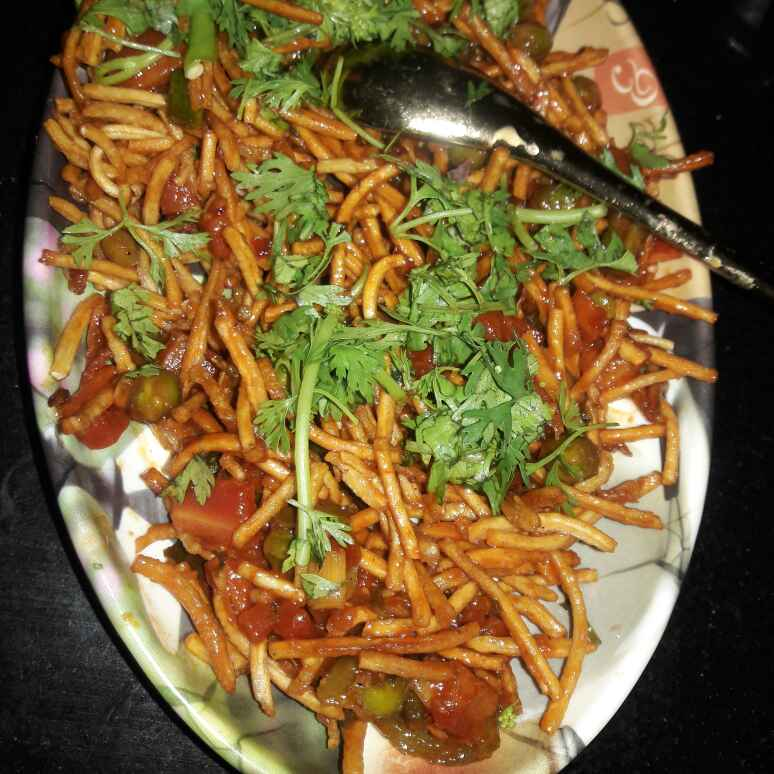 Photo of Noodles bhel by Kiran Kherajani at BetterButter
