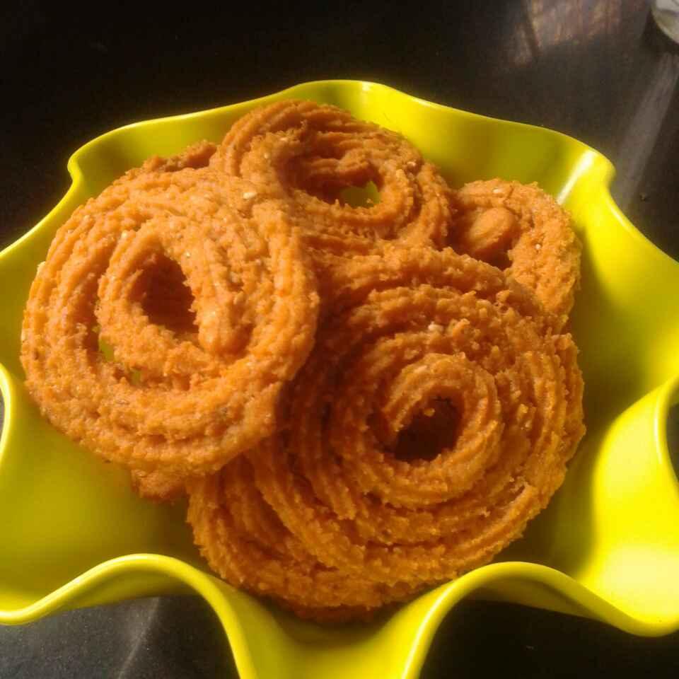 Photo of Butter chakli by Kiran Kherajani at BetterButter