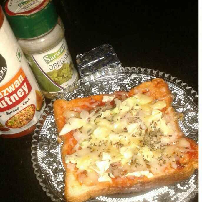 Photo of Cheese butter toast by Kiran Kherajani at BetterButter