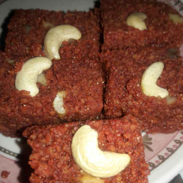 How to make Daliya barfi/doda barfi