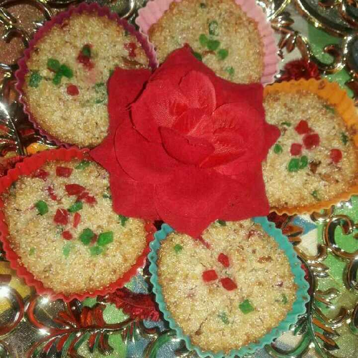 How to make ब्रेड कप केक
