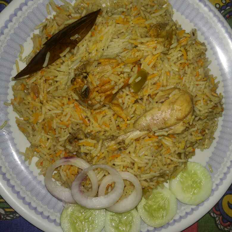 How to make Achari chicken biryani