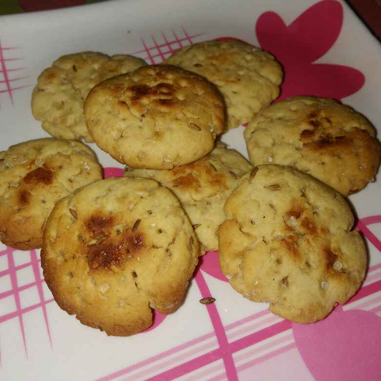 How to make Jeera cookies
