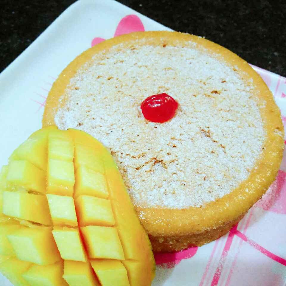 How to make Mango cake
