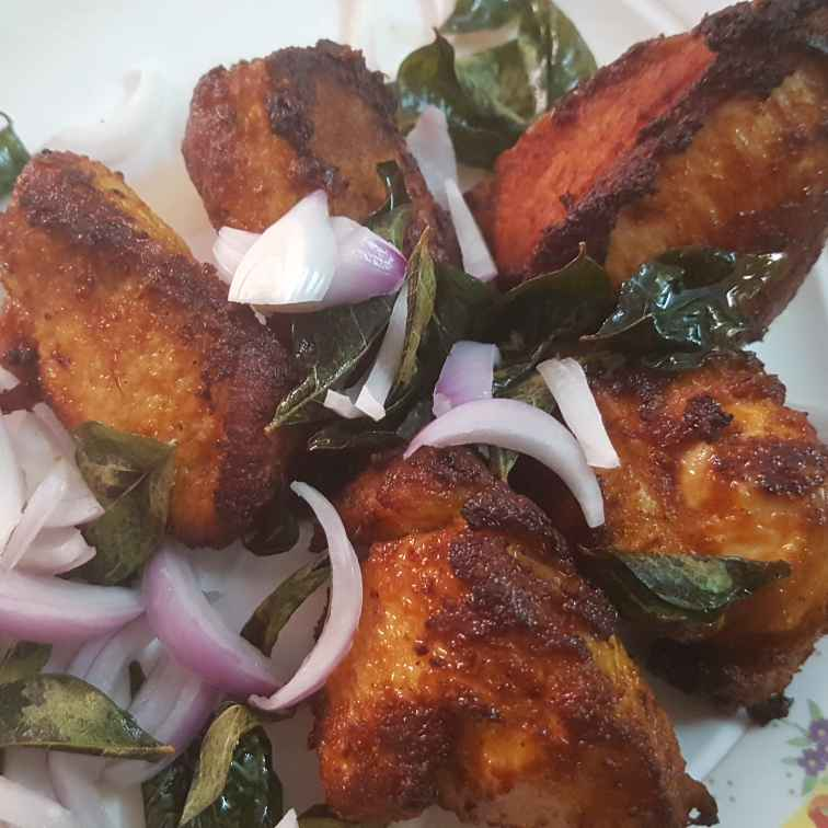 Photo of Spicy chicken 65 by kifa aboo at BetterButter