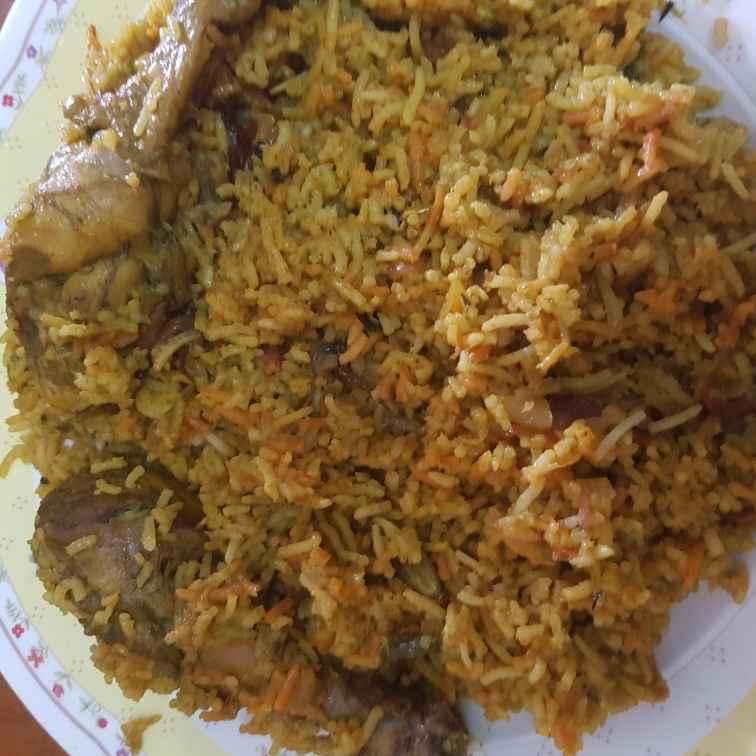 Photo of Chicken biryani by kifa aboo at BetterButter