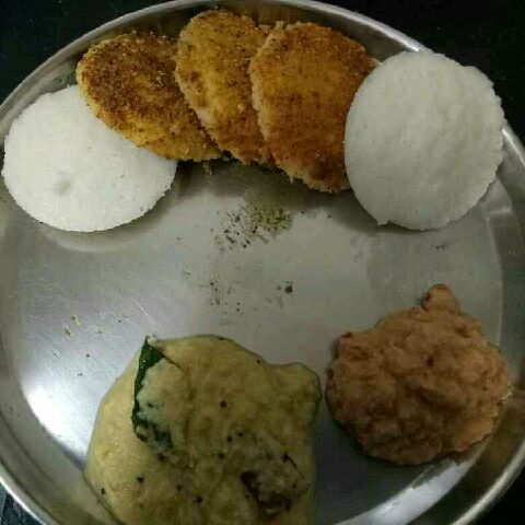 How to make Podi Idli