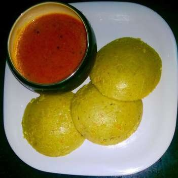 Photo of Rice and Moong Dal Idli by Komal Gandhi at BetterButter