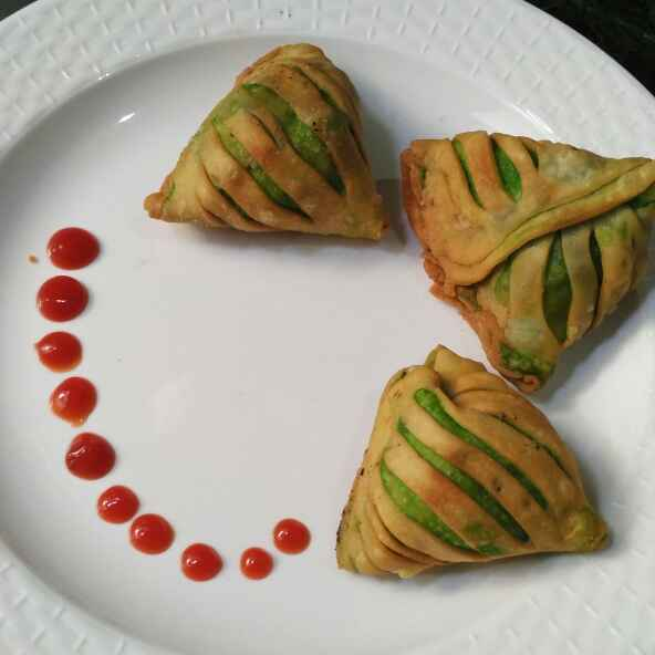 Photo of Net samosa by Komal jain at BetterButter
