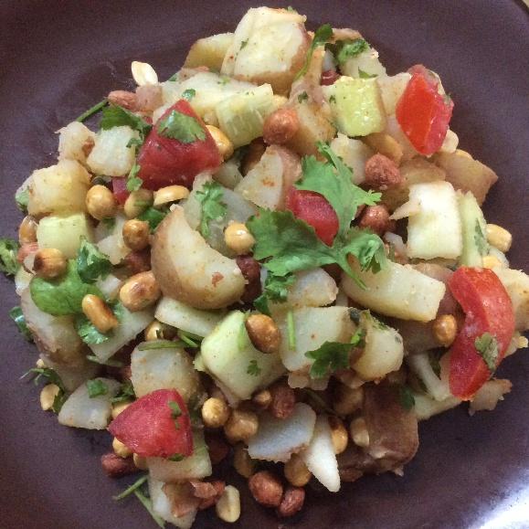 Photo of Sweet potato salad by kousalya Gopal at BetterButter