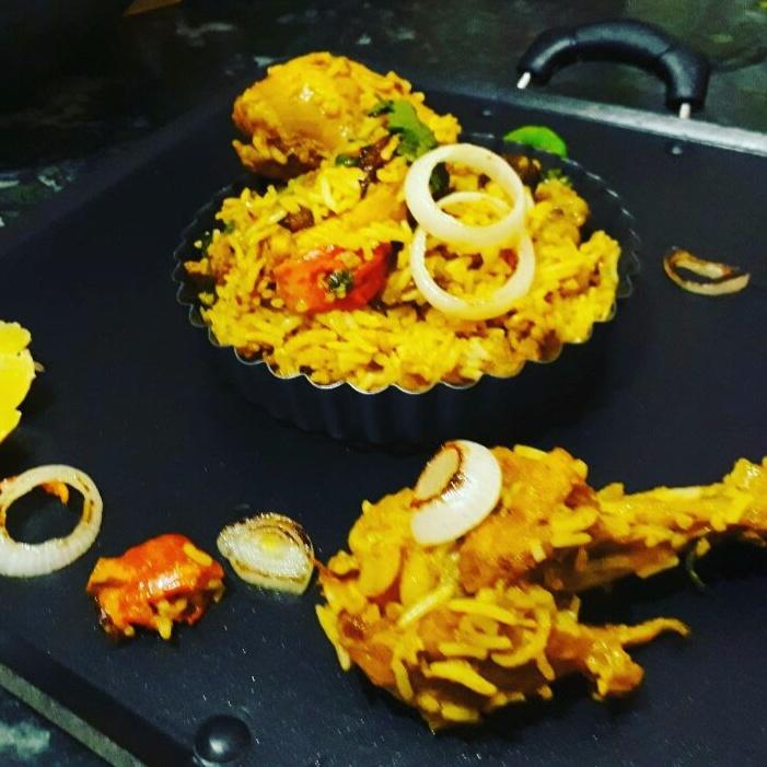 How to make Chicken Dum Biryani