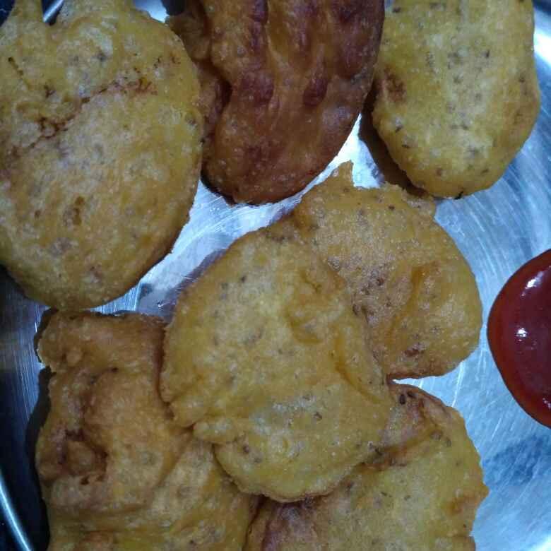 How to make ఆలు బజ్జి