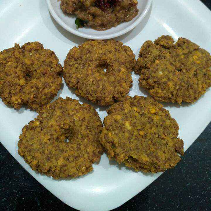 Photo of Black eyed beans vada  by Krishna Bhargavi at BetterButter