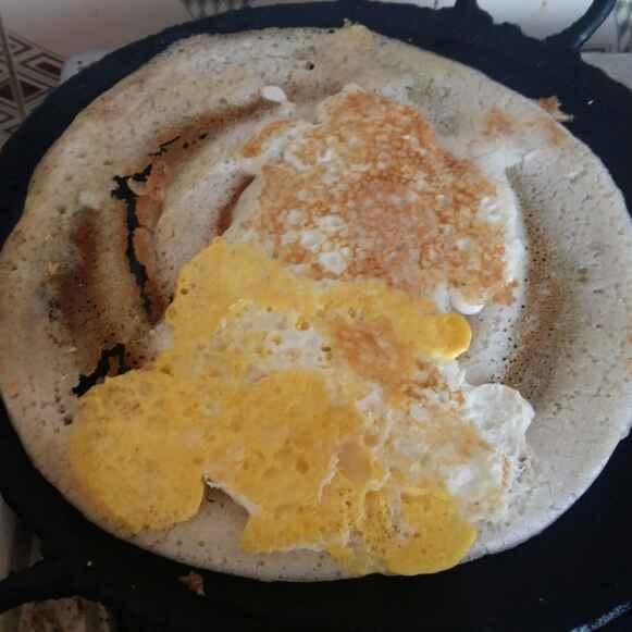 Photo of Egg Dosa by Krishna Priya at BetterButter