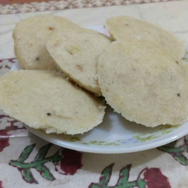 How to make Daliya/Broken Wheat Idli