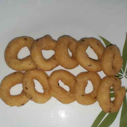 Photo of Ring murukku  by Krishna Gopal Tripuramallu at BetterButter
