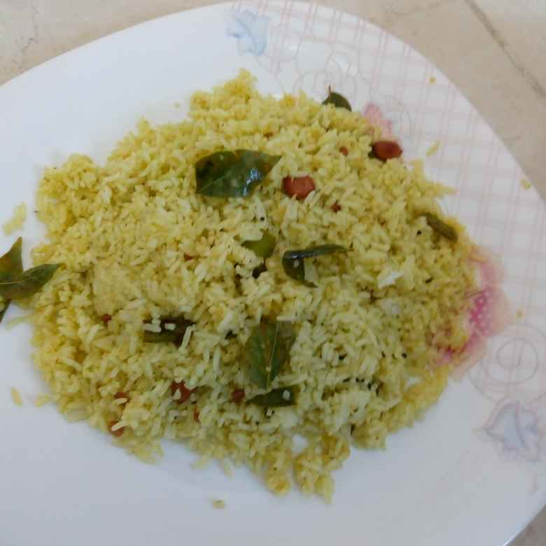 Photo of Fenugreek leaves mango rice by Krishnakumari Marupudi at BetterButter