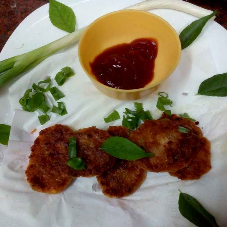 Photo of paneer cheese cutlets by Krishnakumari Marupudi at BetterButter