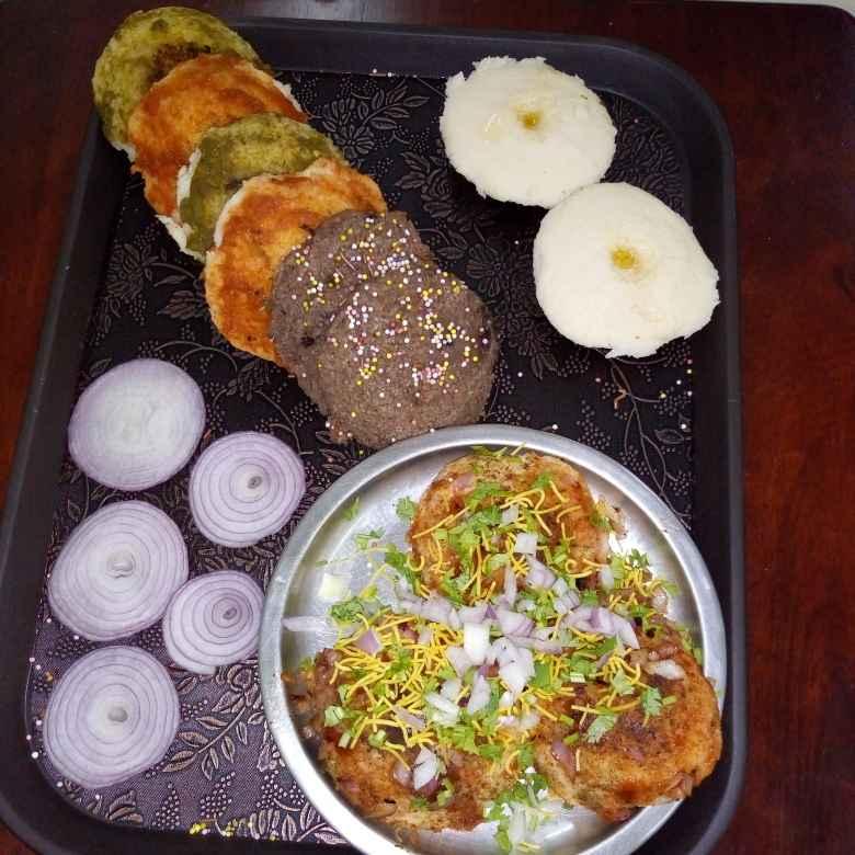 Photo of Hyderabadi idly by Krishnakumari Marupudi at BetterButter