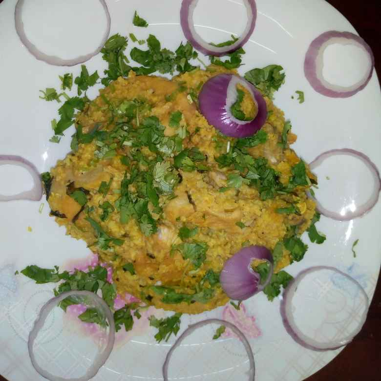 Photo of PROSO millets chicken biryani by Krishnakumari Marupudi at BetterButter