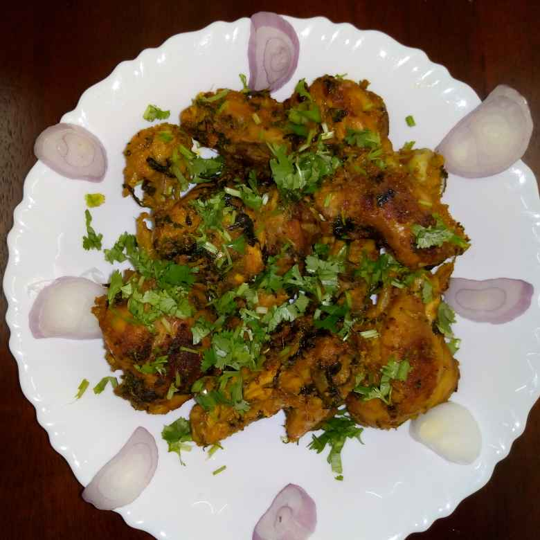 Photo of Chicken fry by Krishnakumari Marupudi at BetterButter