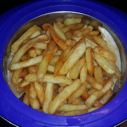 How to make Finger chips