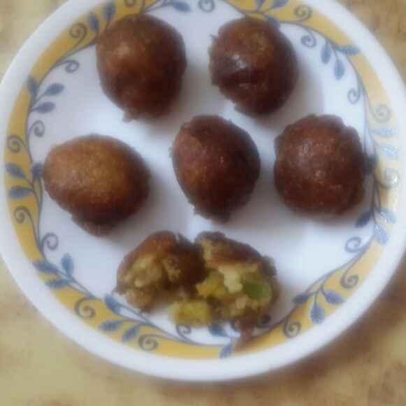 How to make Potato stuffed Instant Kuzhi Panniyaram