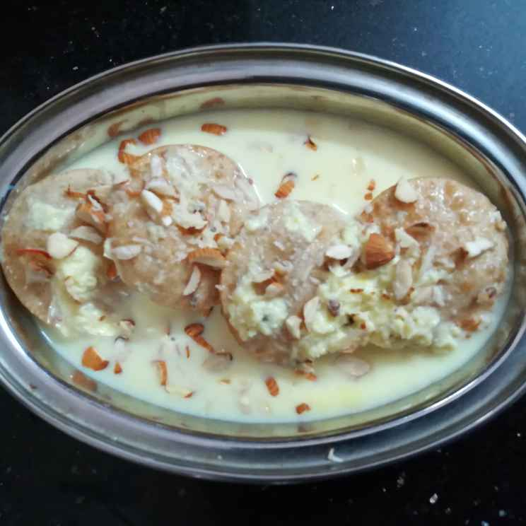 Photo of Pal Mini Poli by Krishnasamy Vidya Valli at BetterButter