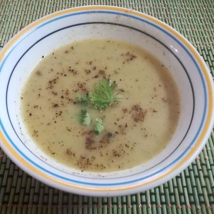 Photo of Three green soup by Krishnasamy Vidya Valli at BetterButter