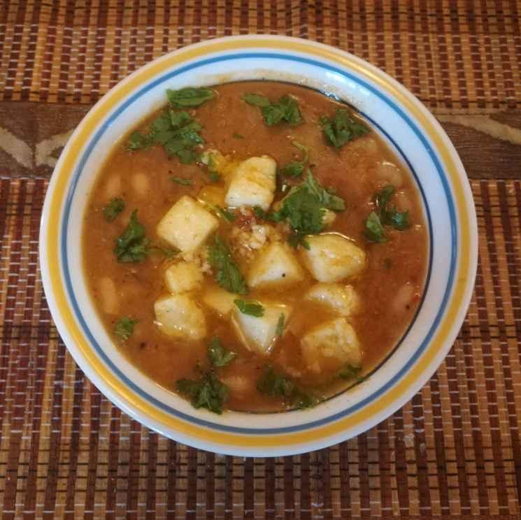 Photo of Soya paneer soup by Krishnasamy Vidya Valli at BetterButter