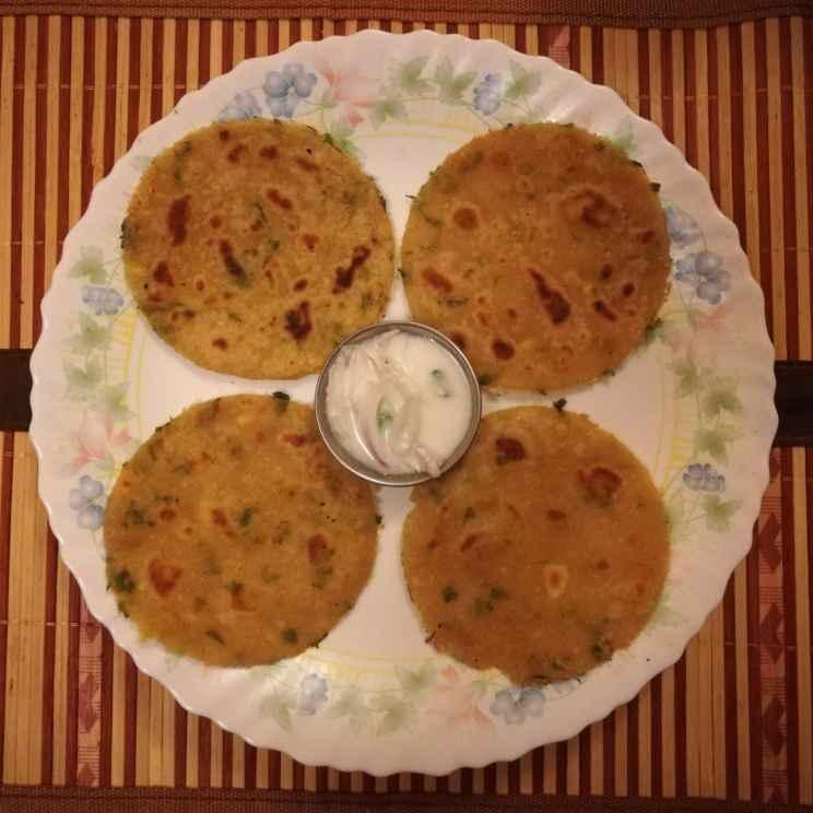 Photo of Sweet corn chapathi by Krishnasamy Vidya Valli at BetterButter