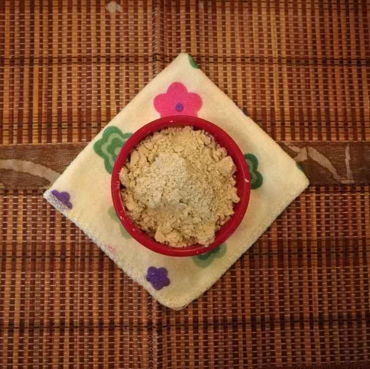 Photo of Pottu kadalai paruppu podi by Krishnasamy Vidya Valli at BetterButter