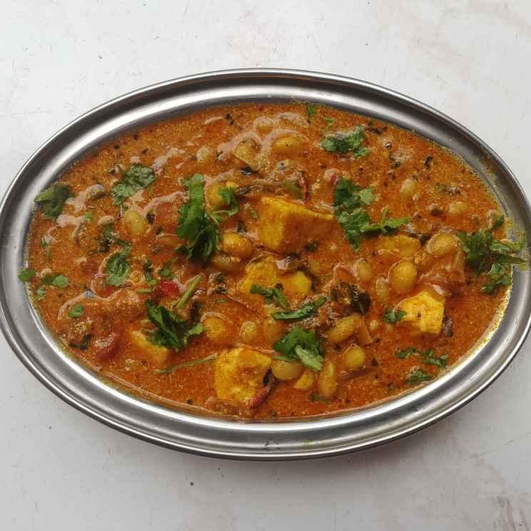 Photo of Soya paneer gravy by Krishnasamy Vidya Valli at BetterButter