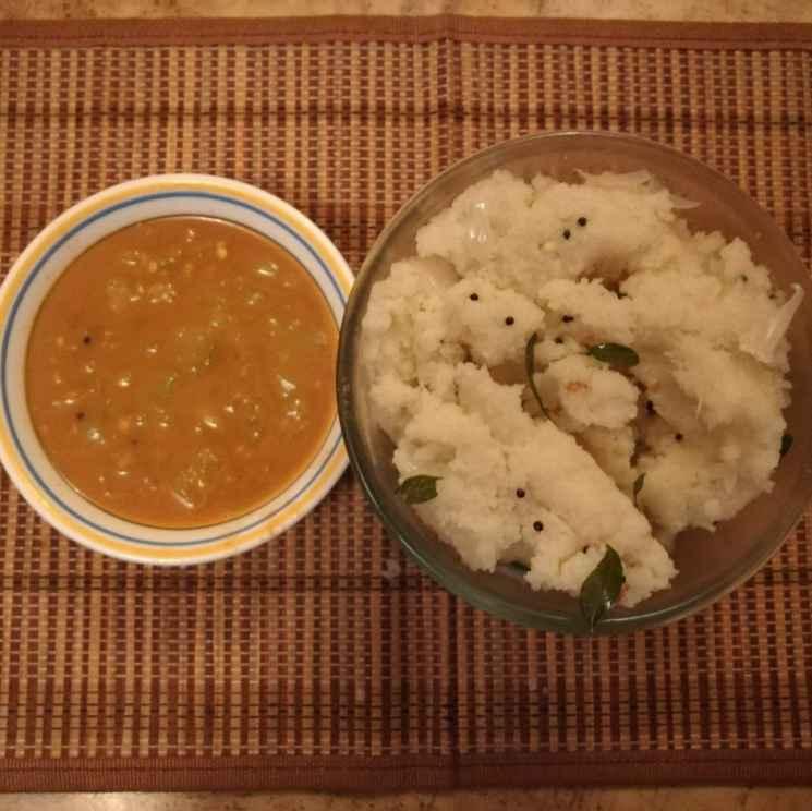 Photo of Onion rava uppuma by Krishnasamy Vidya Valli at BetterButter
