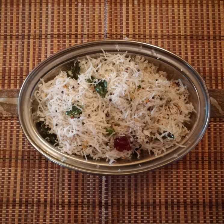 Photo of Coconut sevai by Krishnasamy Vidya Valli at BetterButter