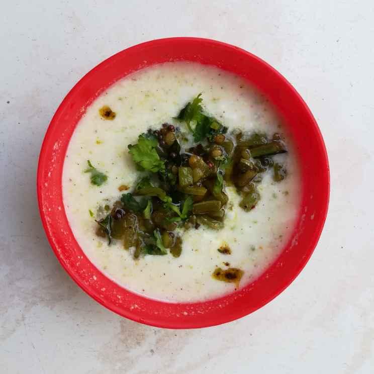Photo of Snake gourd mustad fenugreek kichadi by Krishnasamy Vidya Valli at BetterButter