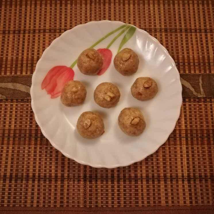 Photo of Peanut laddu by Krishnasamy Vidya Valli at BetterButter