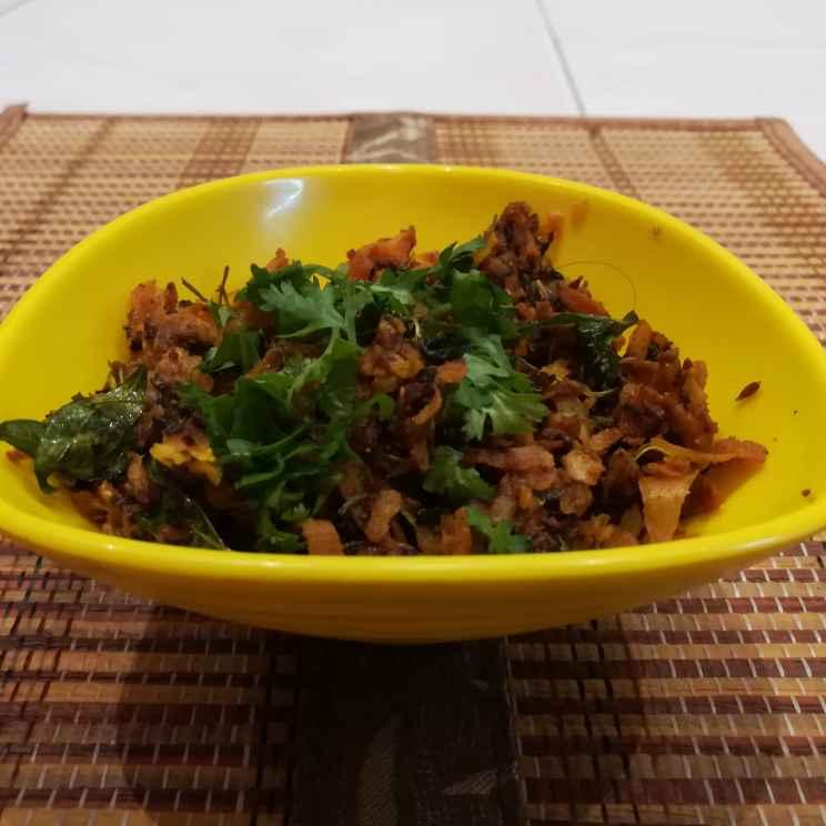 Photo of Radish carrot sabji (dry) by Krishnasamy Vidya Valli at BetterButter